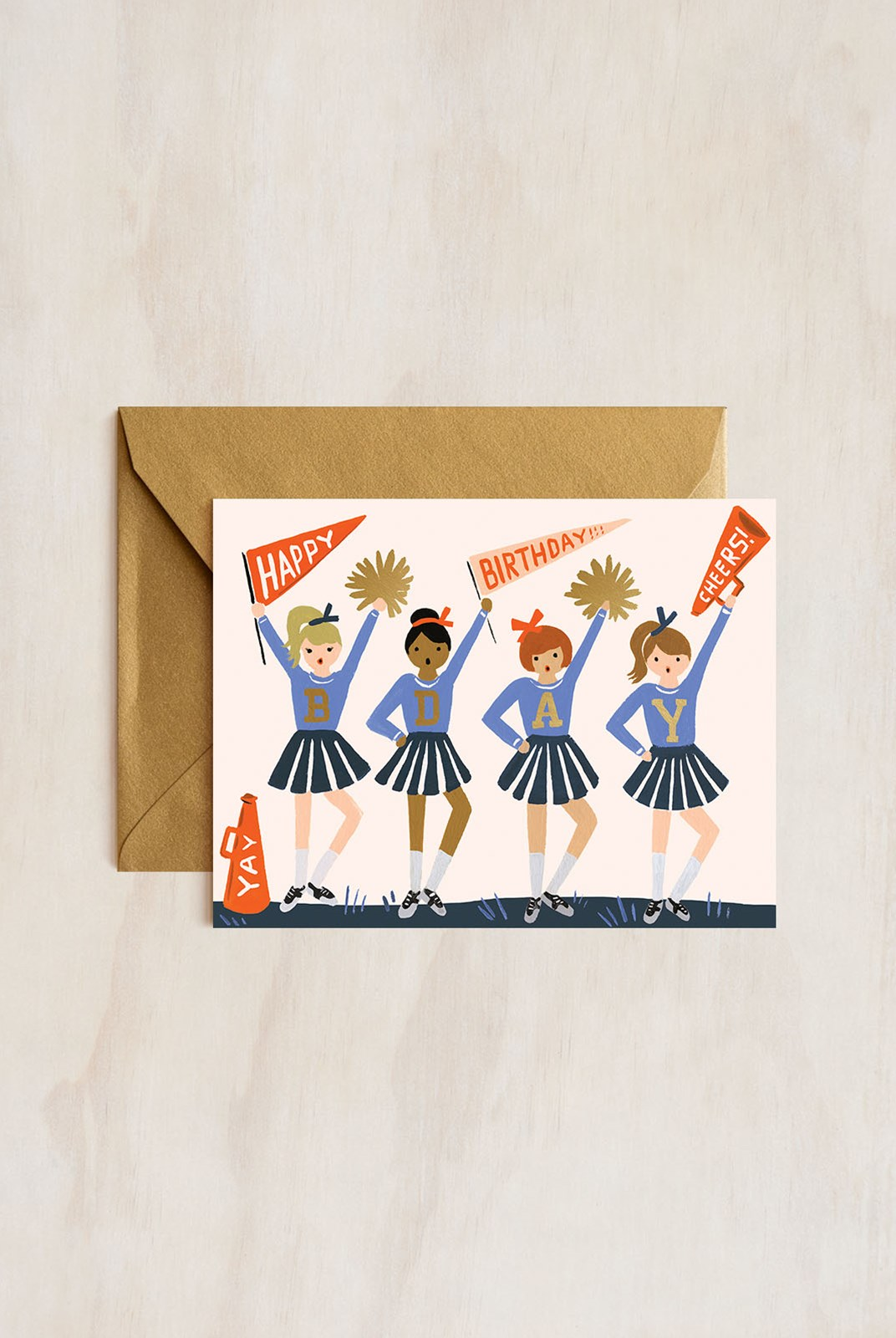 Rifle Paper Co - Single Card - Birthday Cheer