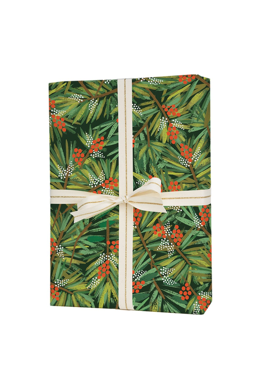 Rifle Paper Co - Single Wrapping Sheet - Pine