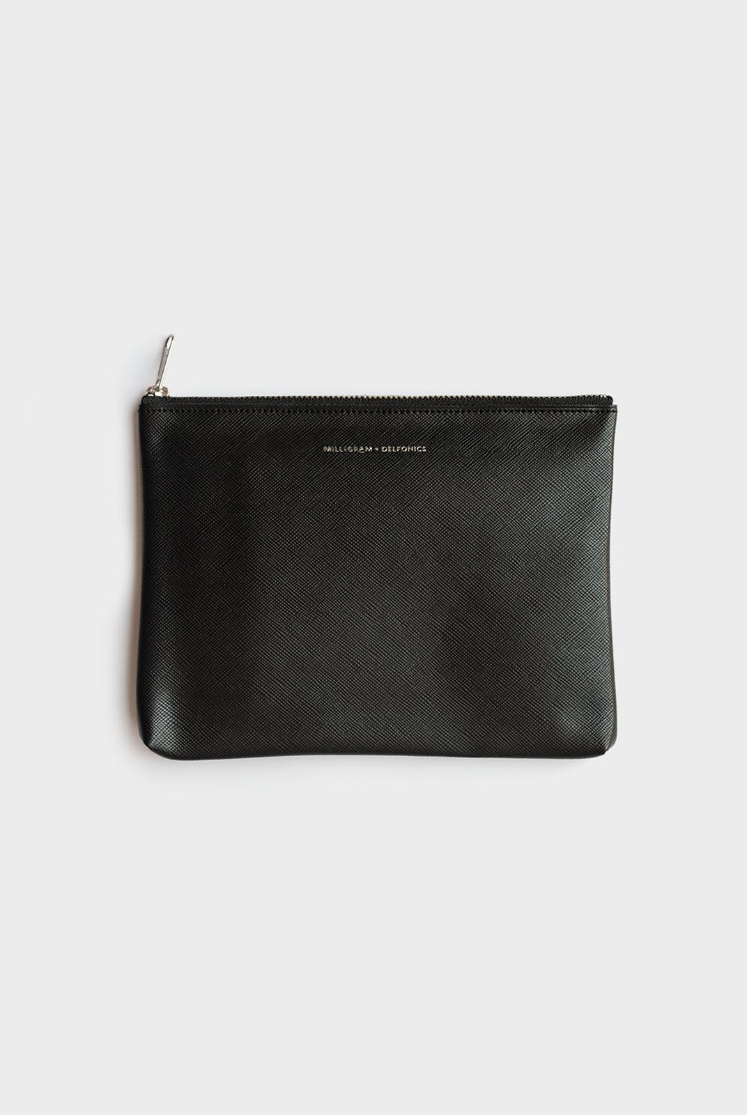 Milligram - Delfonics Special Edition - Pouch - Medium 19.5 x 14cm - Black