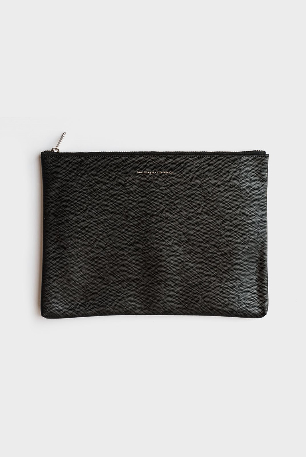 Milligram - Delfonics Special Edition - Pouch - Large - 26 x 18cm - Black
