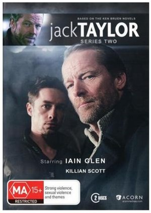 Jack Taylor: Series 2 (The Dramatist / Priest / Shot Down)