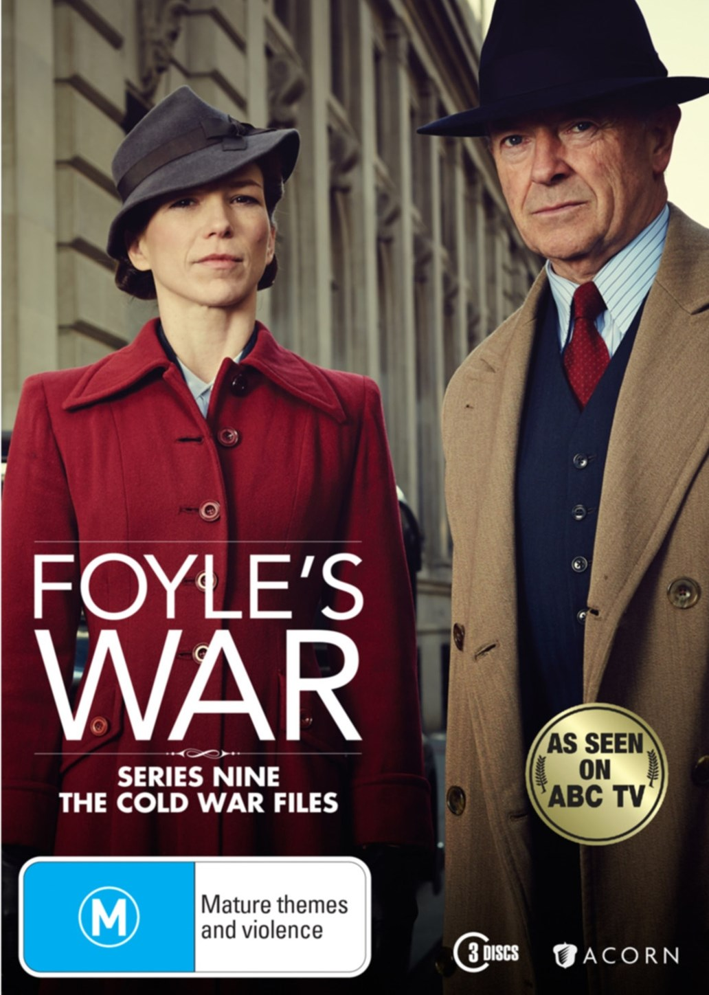 Foyle's War: Series 9 - The Cold War Files
