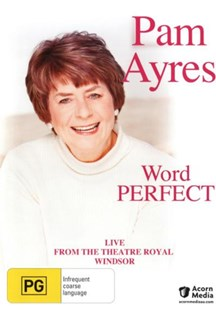 Pam Ayres - Word Perfect - Film & TV Comedy