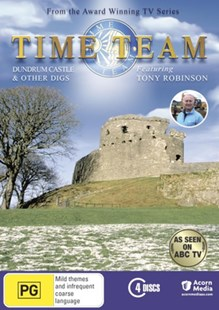 Time Team  - Dundrum Castle & Other Digs (Series 20) - Film & TV Special Interest