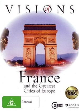Visions of France & the Great Cities of Europe Box Set