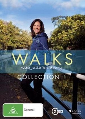 Walks with Julia Bradbury Collection 1