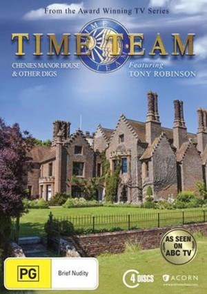 Time Team Chenies Manor House & Other Digs (Series 12)