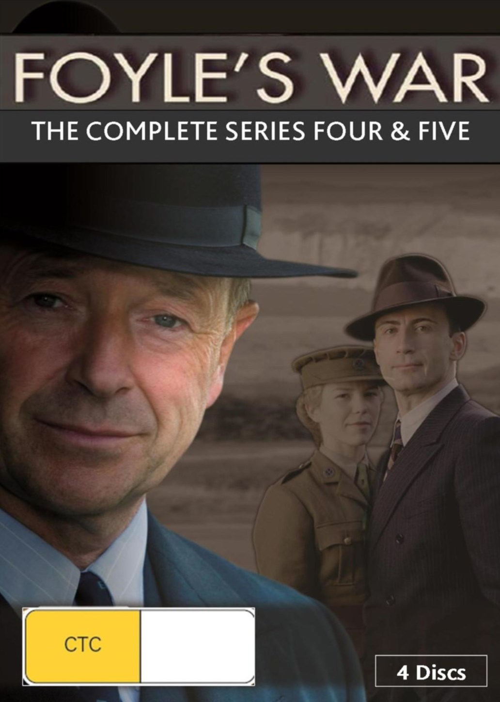 Foyle's War Series 4 & 5