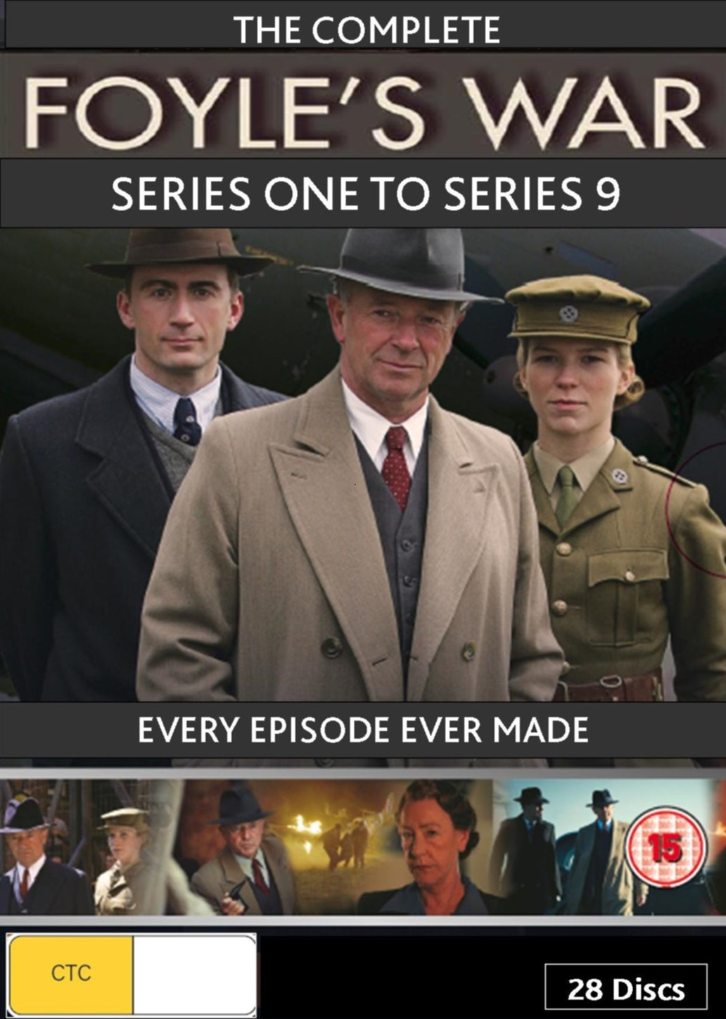 Foyle's War - The Complete Collection