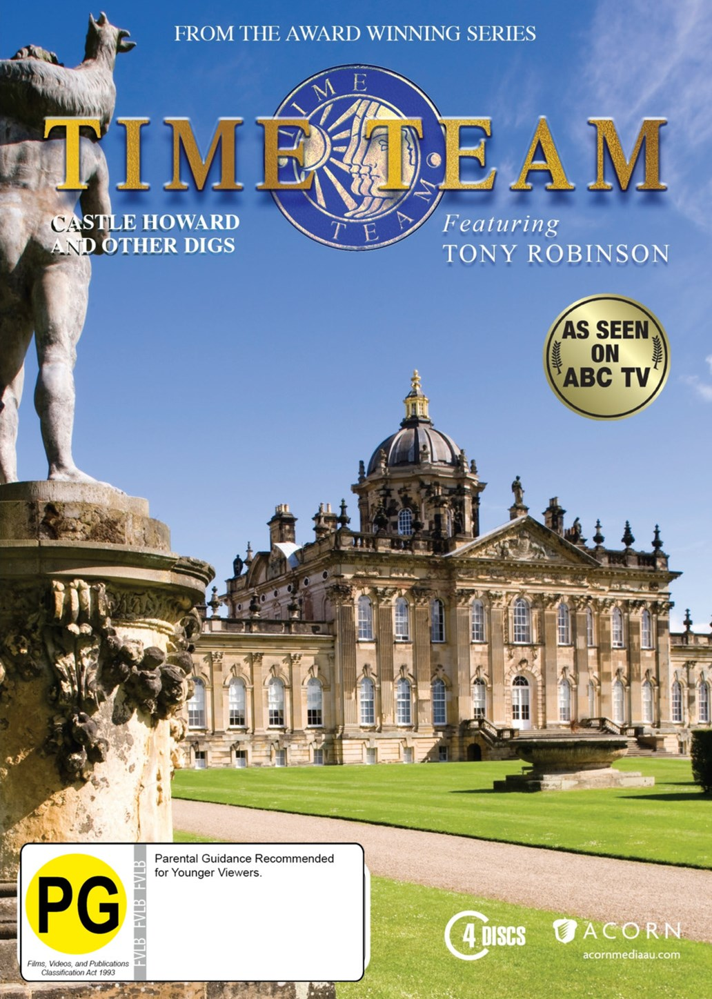 Time Team: Castle Howard and Other Digs - Series 10