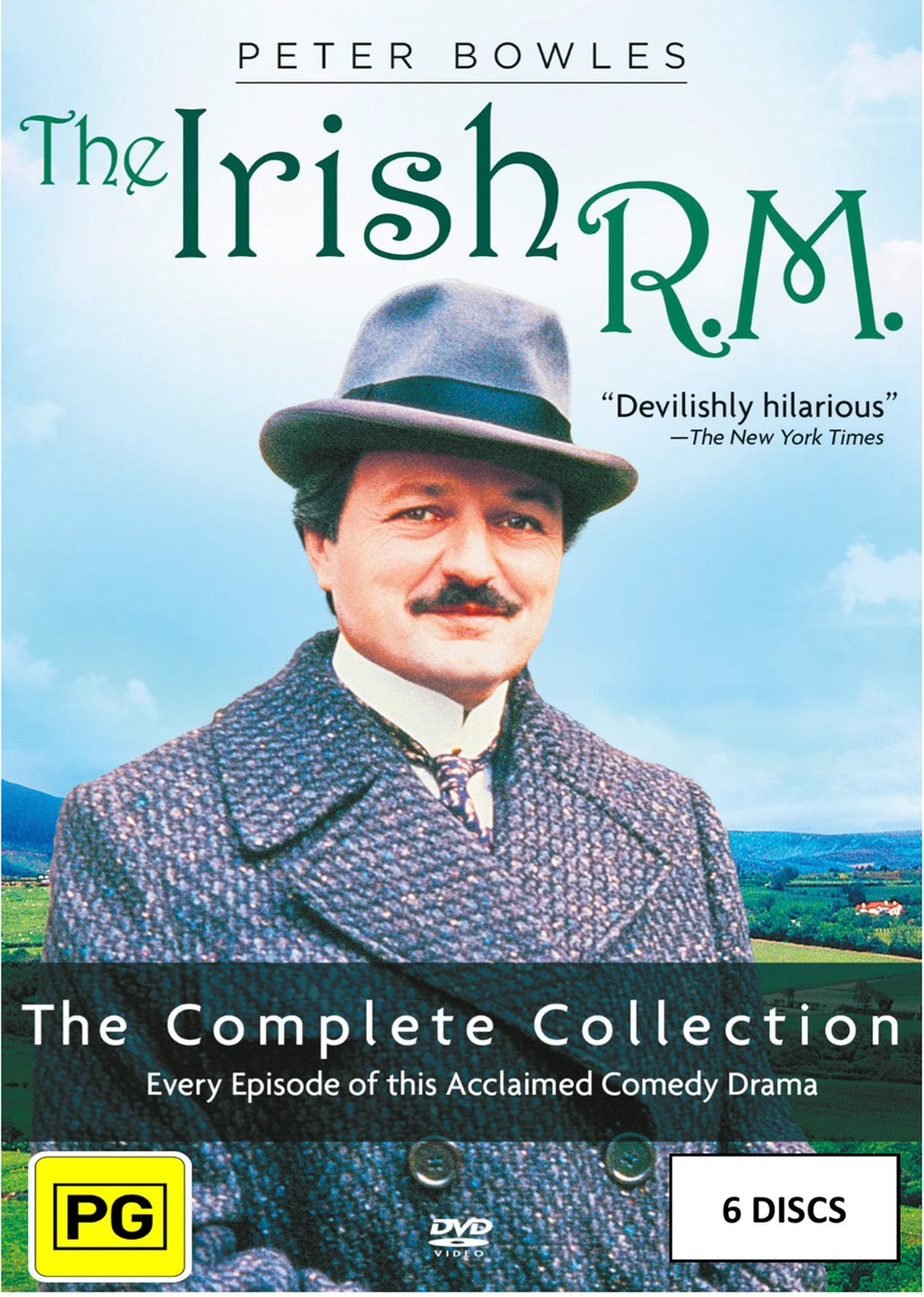The Irish R.M.:  Complete Collection