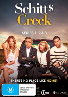 Schitt's Creek S1, S2 & S3 - Film & TV Comedy