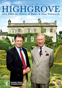 A Tour of Highgrove with HRH Prince of Wales and Alan Titchmarsh