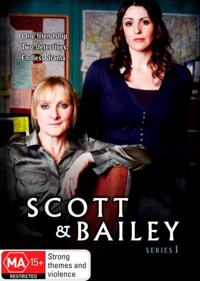Scott & Bailey: Series 1