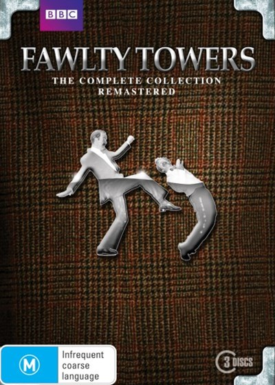 Fawlty Towers Complete Collection (Remastered)
