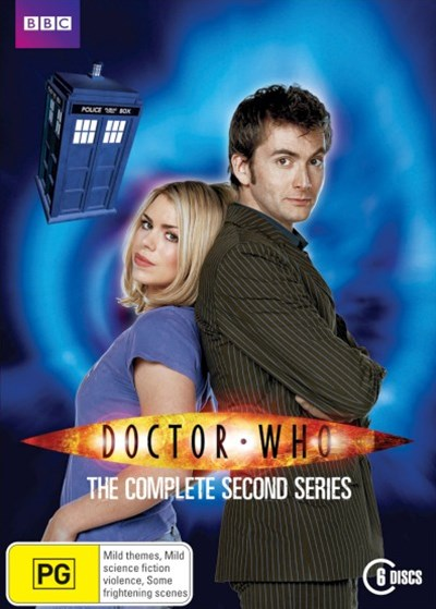 Doctor Who: Series 2 (NP)
