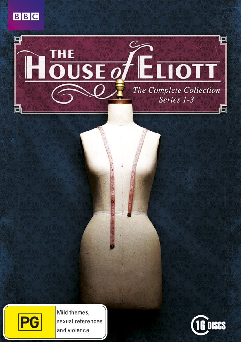 The House of Eliott: The Complete Collection - Series 1-3