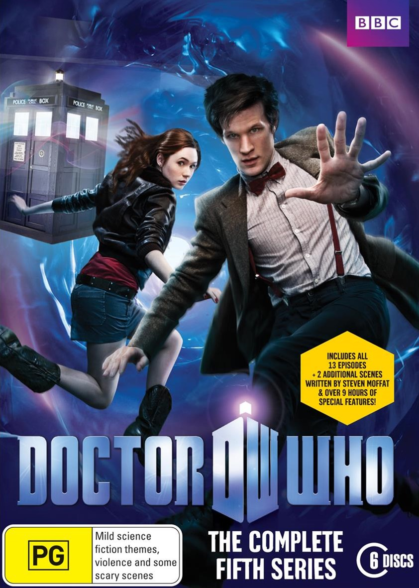 Doctor Who: S5 (NP)