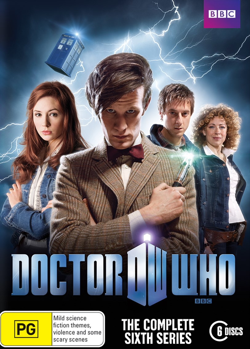 Doctor Who: Series 6 (Boxset Std Edtion) (NP)