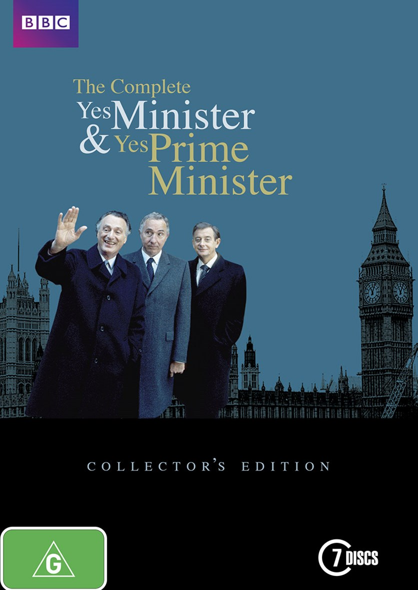 Complete Minister Box Set, The (NP)