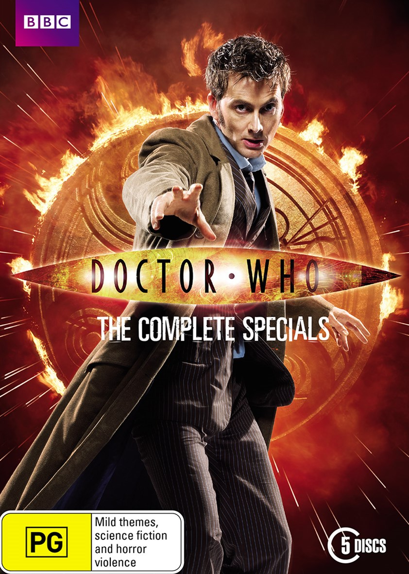Doctor Who: Complete Specials Boxset NP