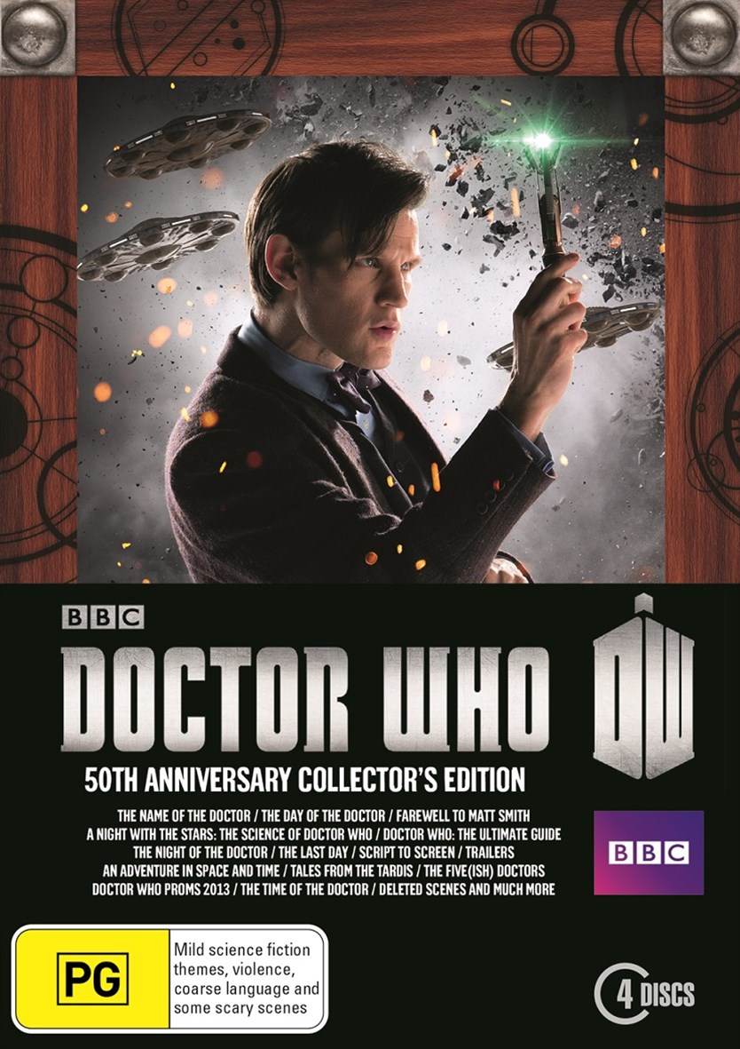 Doctor Who: The 50th Anniversary Collection's Edtion