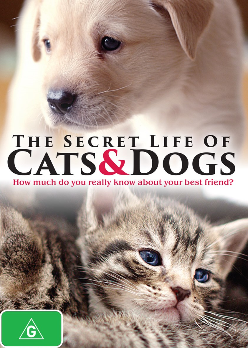 The Secret Life of Cats and Dogs