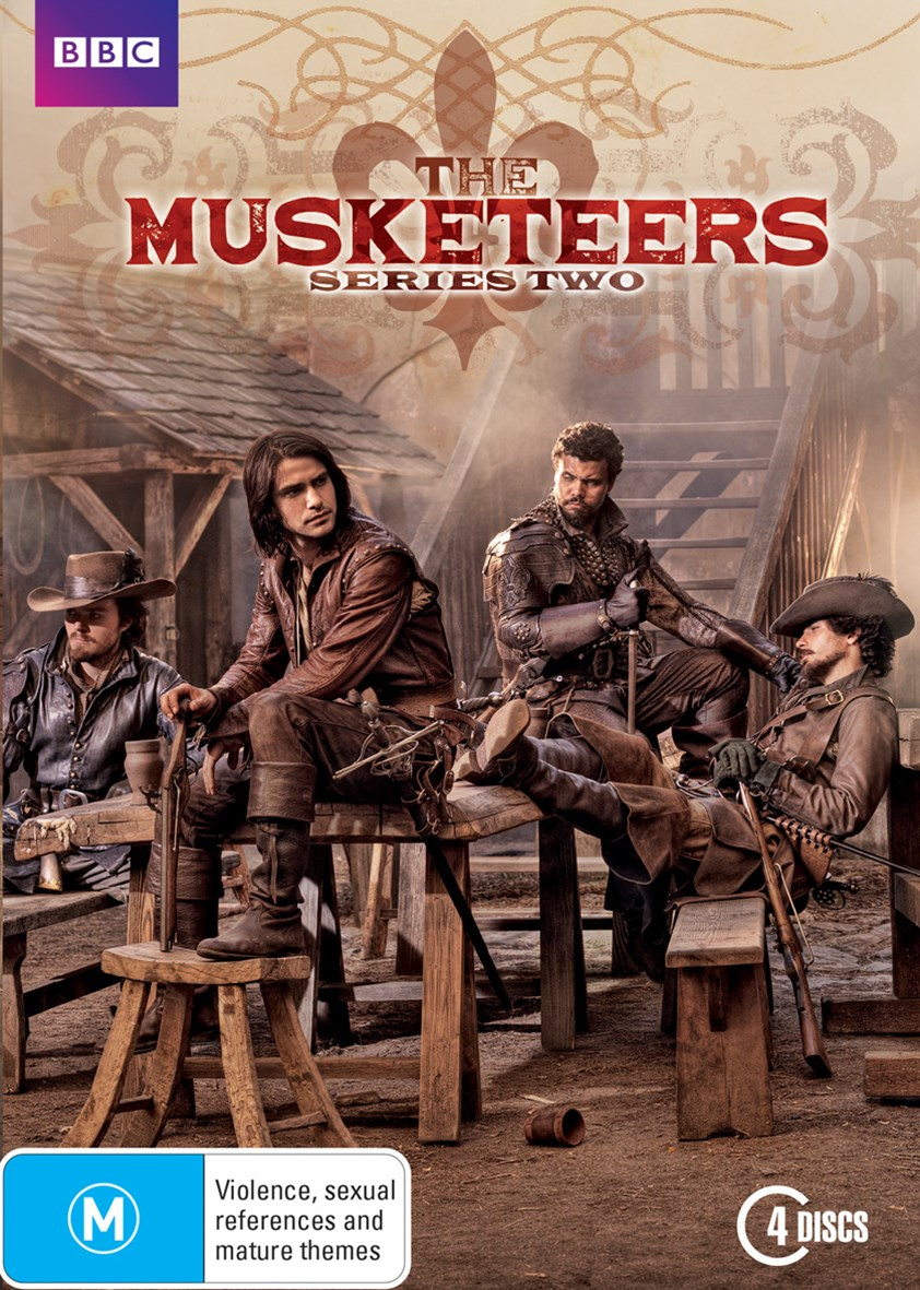 The Musketeers: Series 2