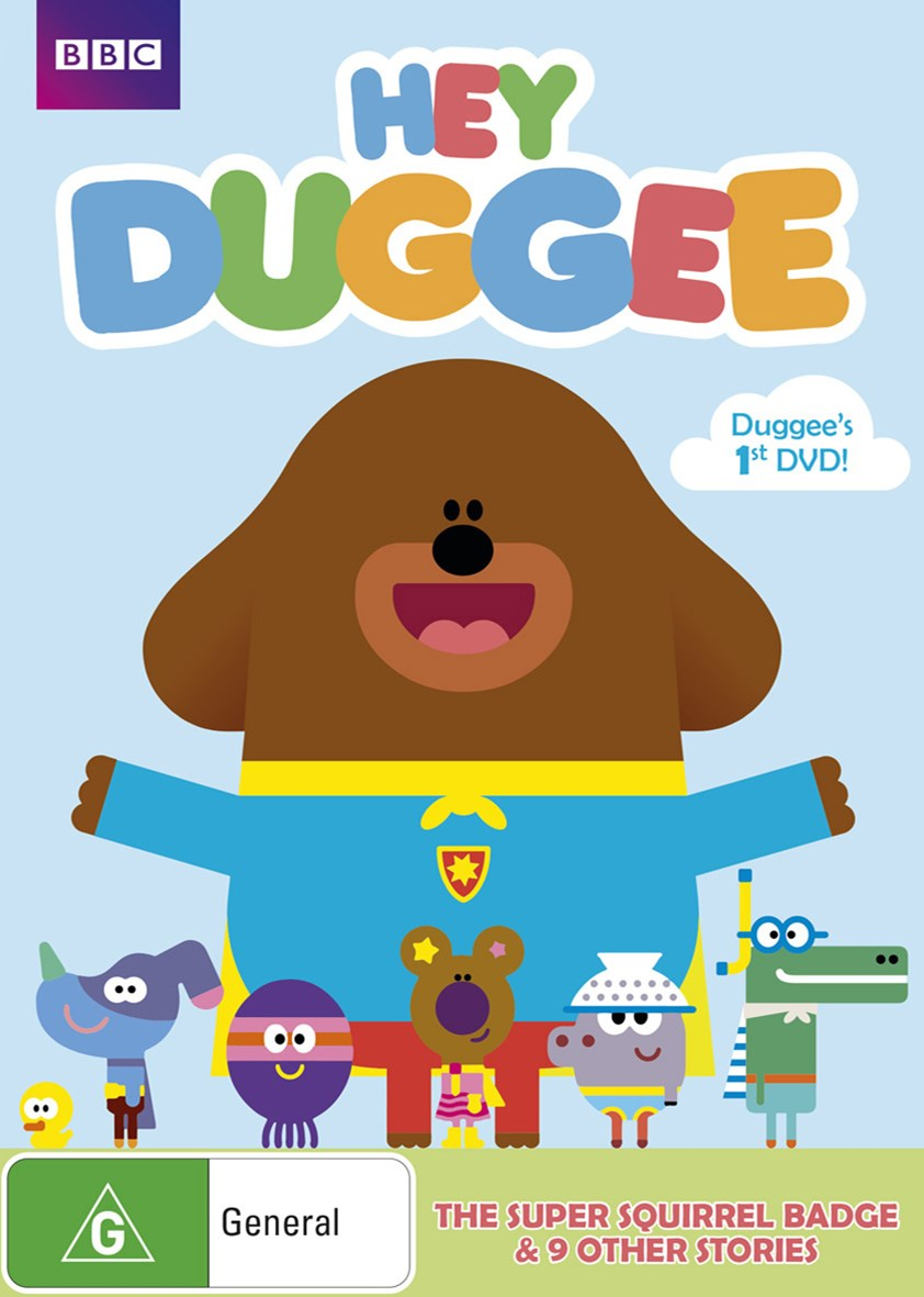 Hey Duggee: Squirrel Badge