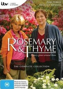 Rosemary and Thyme - The Complete Collection (6 Discs)
