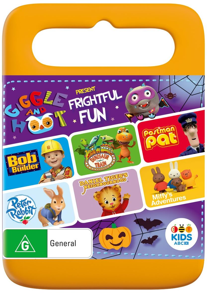 ABC Kids: Frightful Fun