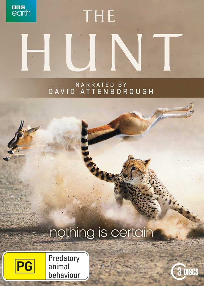 BBC Earth: The Hunt