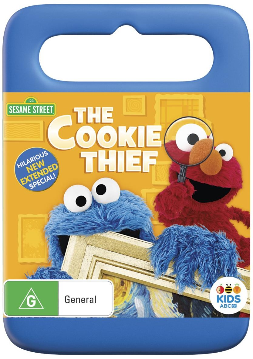Sesame Street: Cookie Thief, The