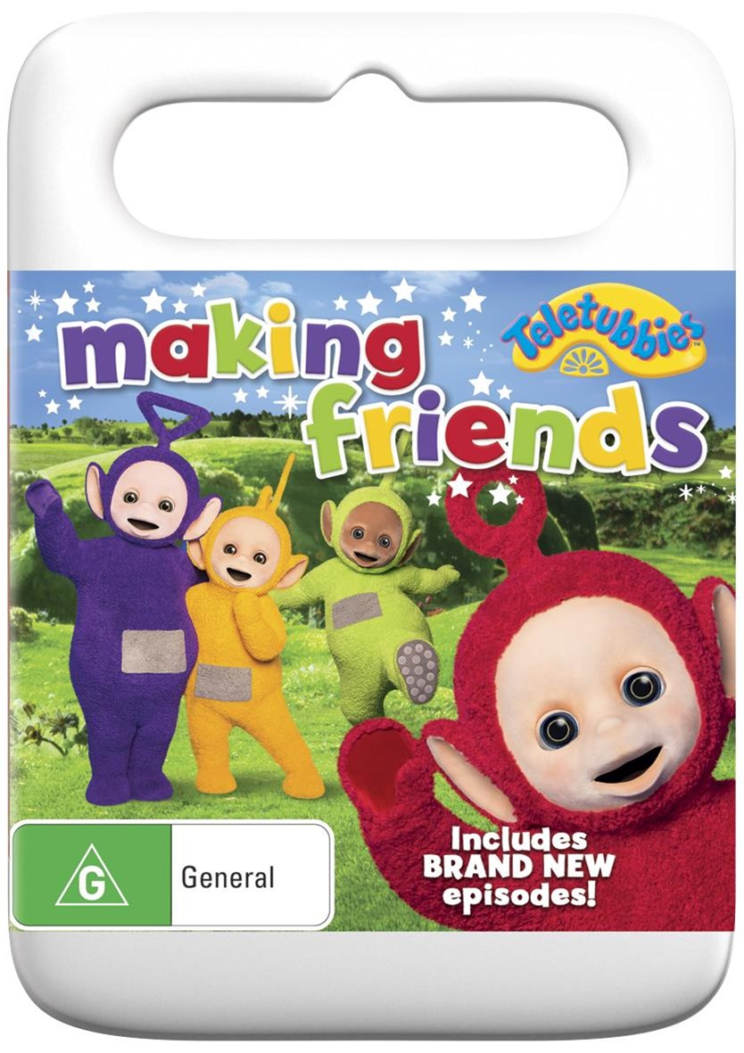 Teletubbies: Making Friends