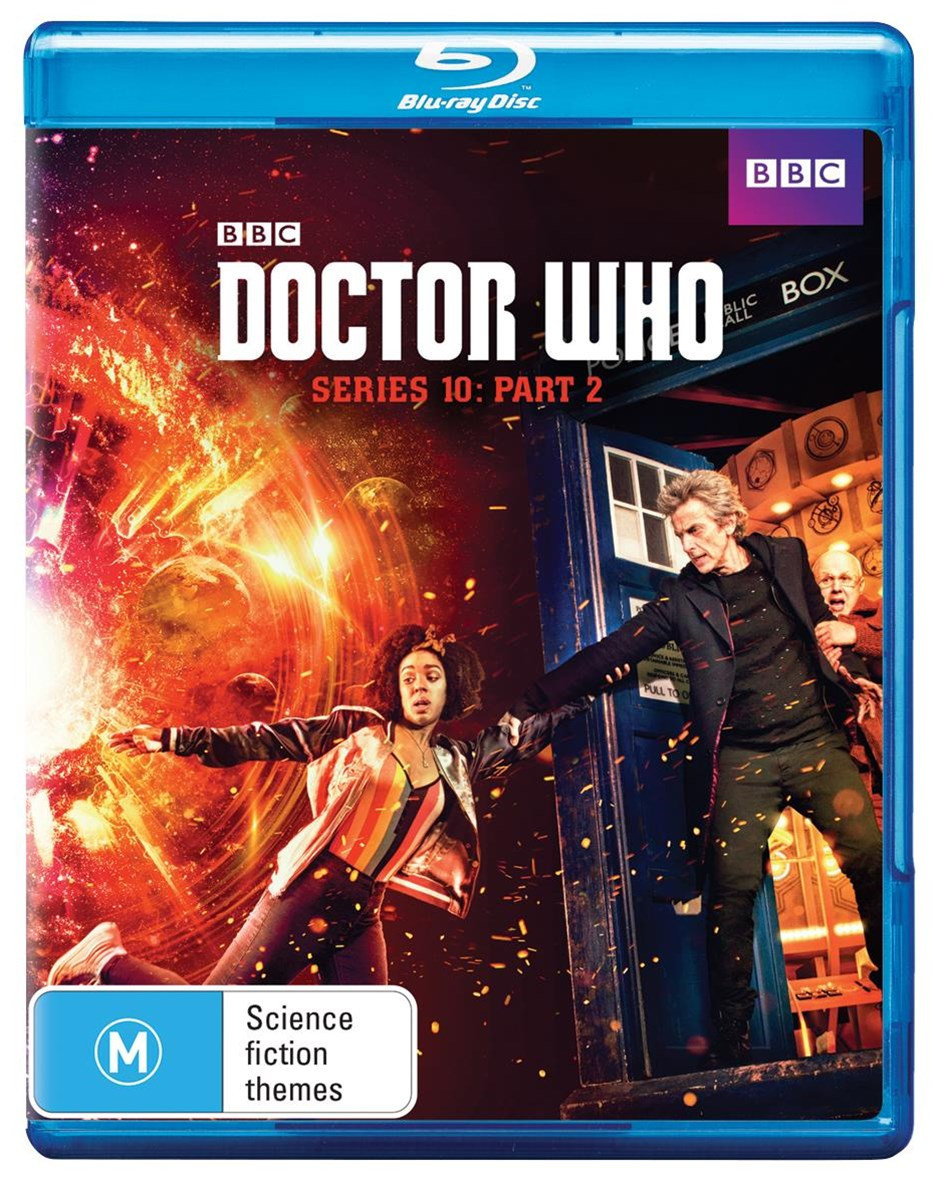 Doctor Who: Series 10 - Part 2 Blu-Ray