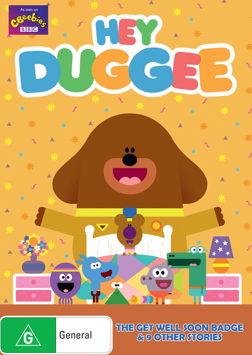Hey Duggee: Get Well Soon