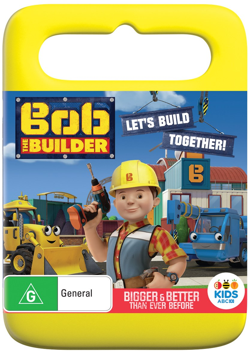 Bob the Builder: Let's Build Together