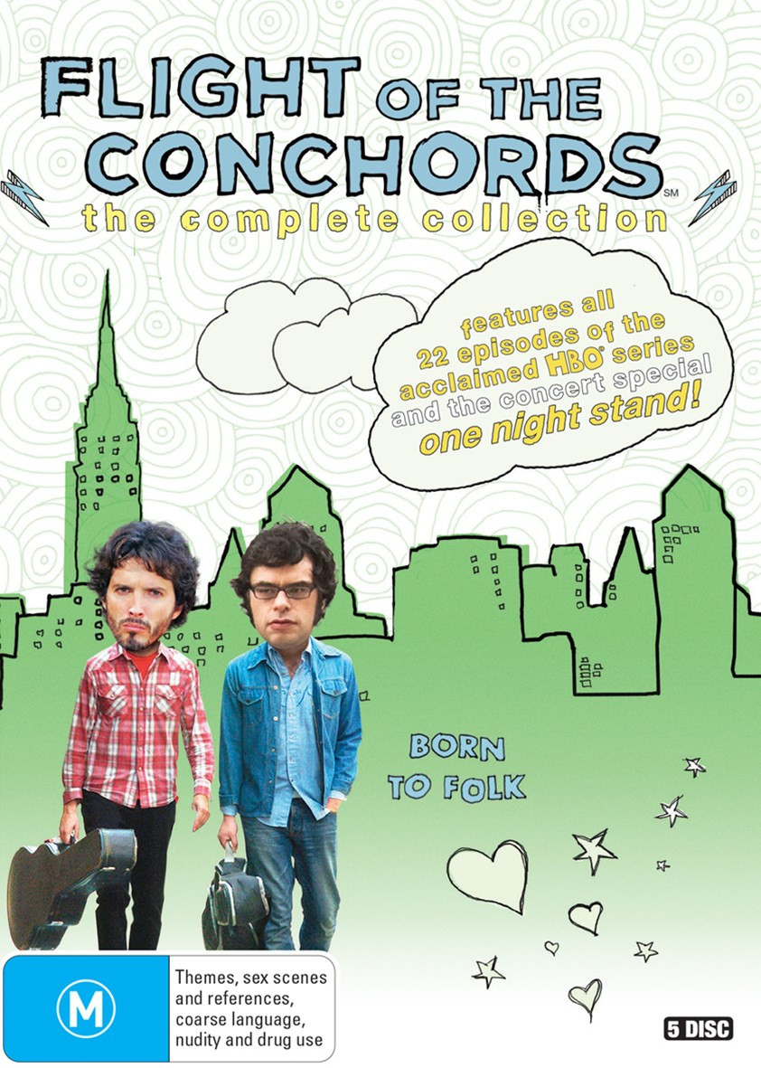 Flight of The Conchords Coll (NP)