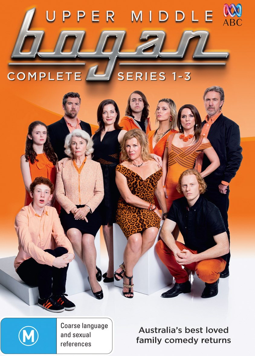 Upper Middle Bogan: Series 1 - 3