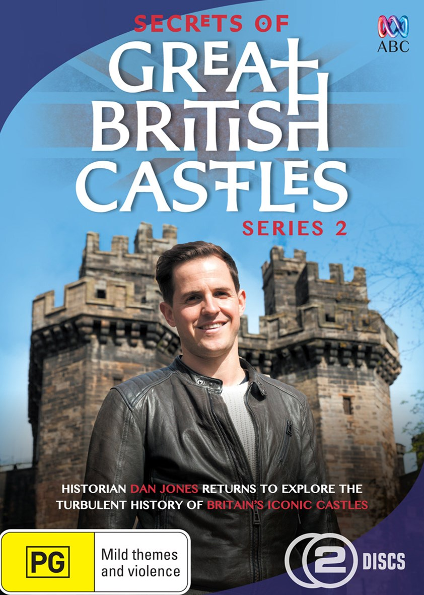 Secrets of Great British Castles: S2 (e