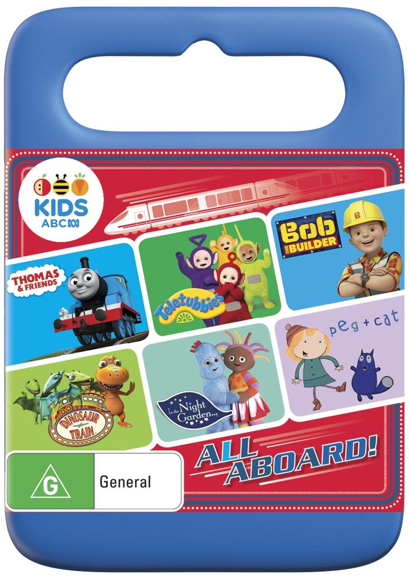 ABC KIDS Compilation: All Aboard!