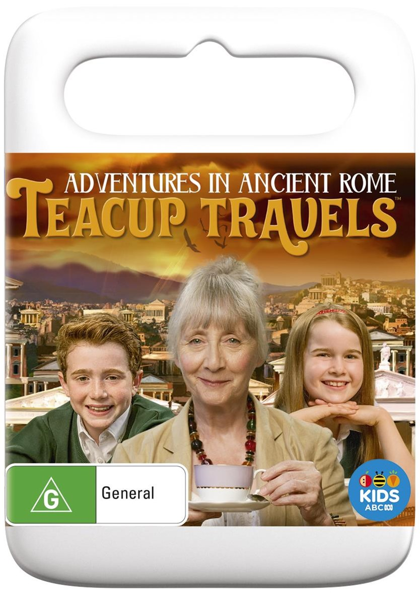 Teacup Travels: Ancient Rome