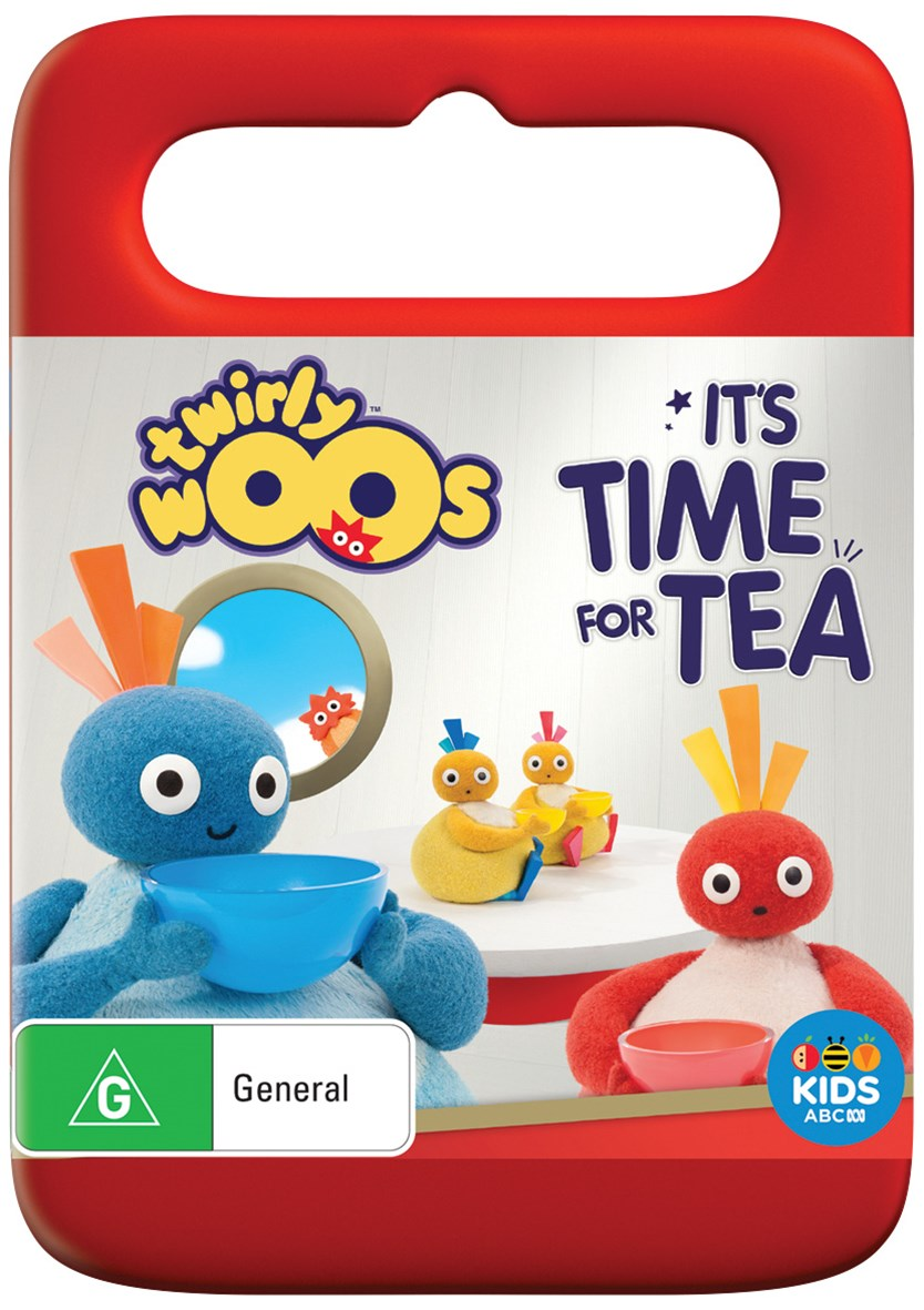 Twirlywoos: It's Time for Tea