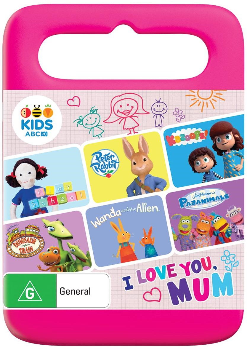 ABC KIDS: I Love You Mum