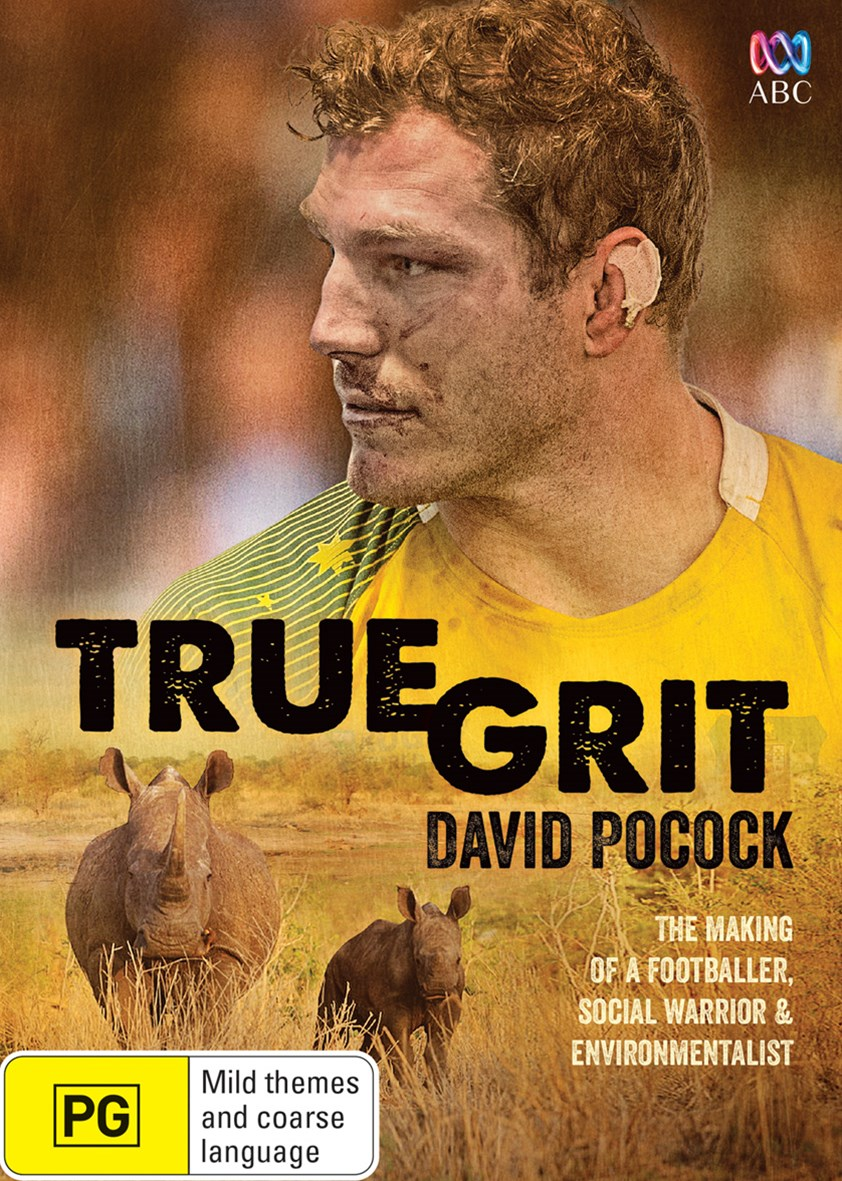 True Grit: David Pocock