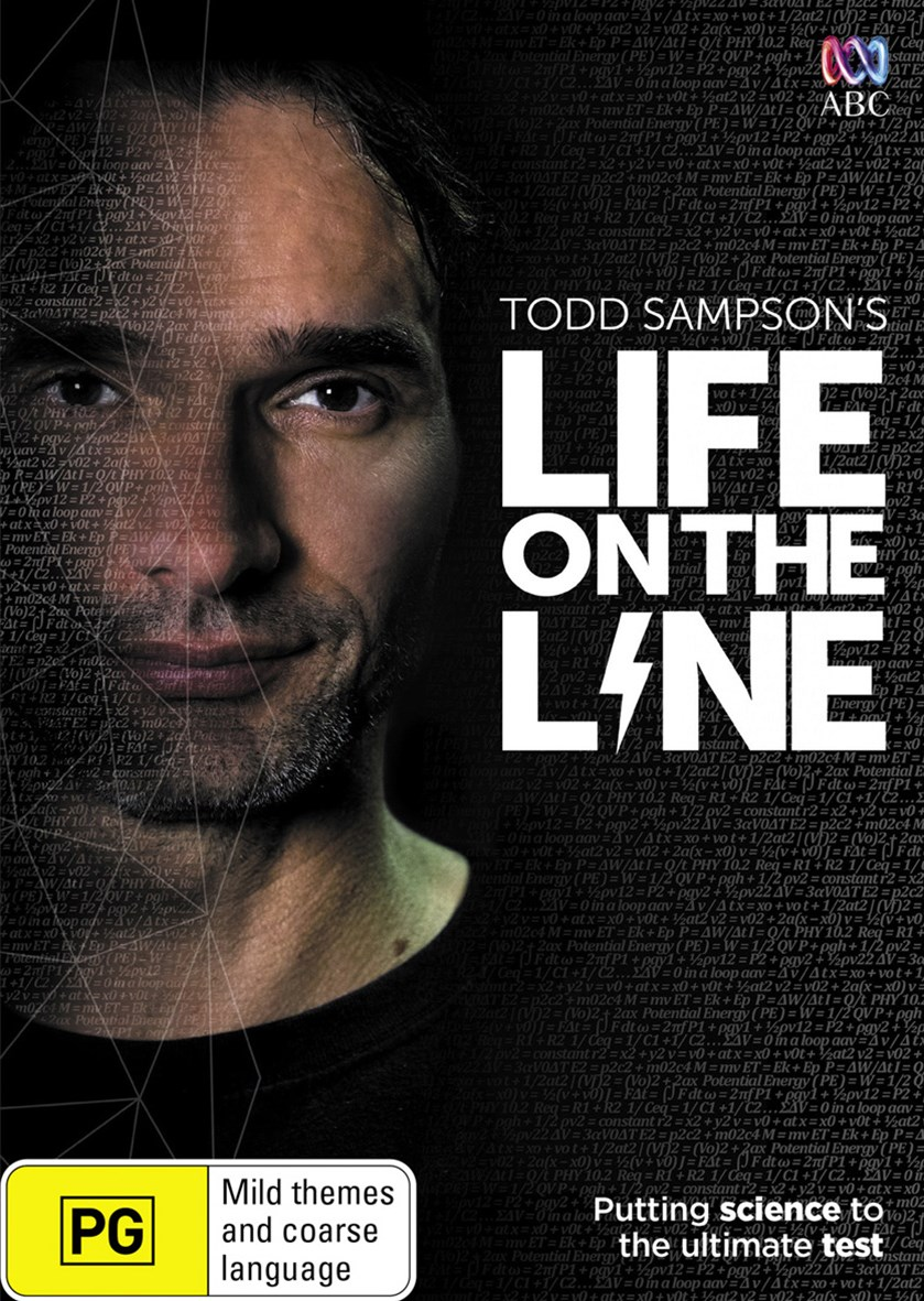 Todd Sampson's Life On The Line (e)