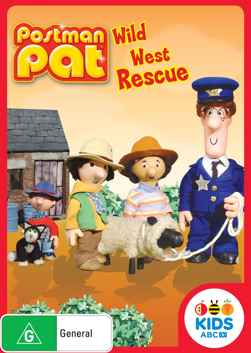 Postman Pat: Wild West Rescue