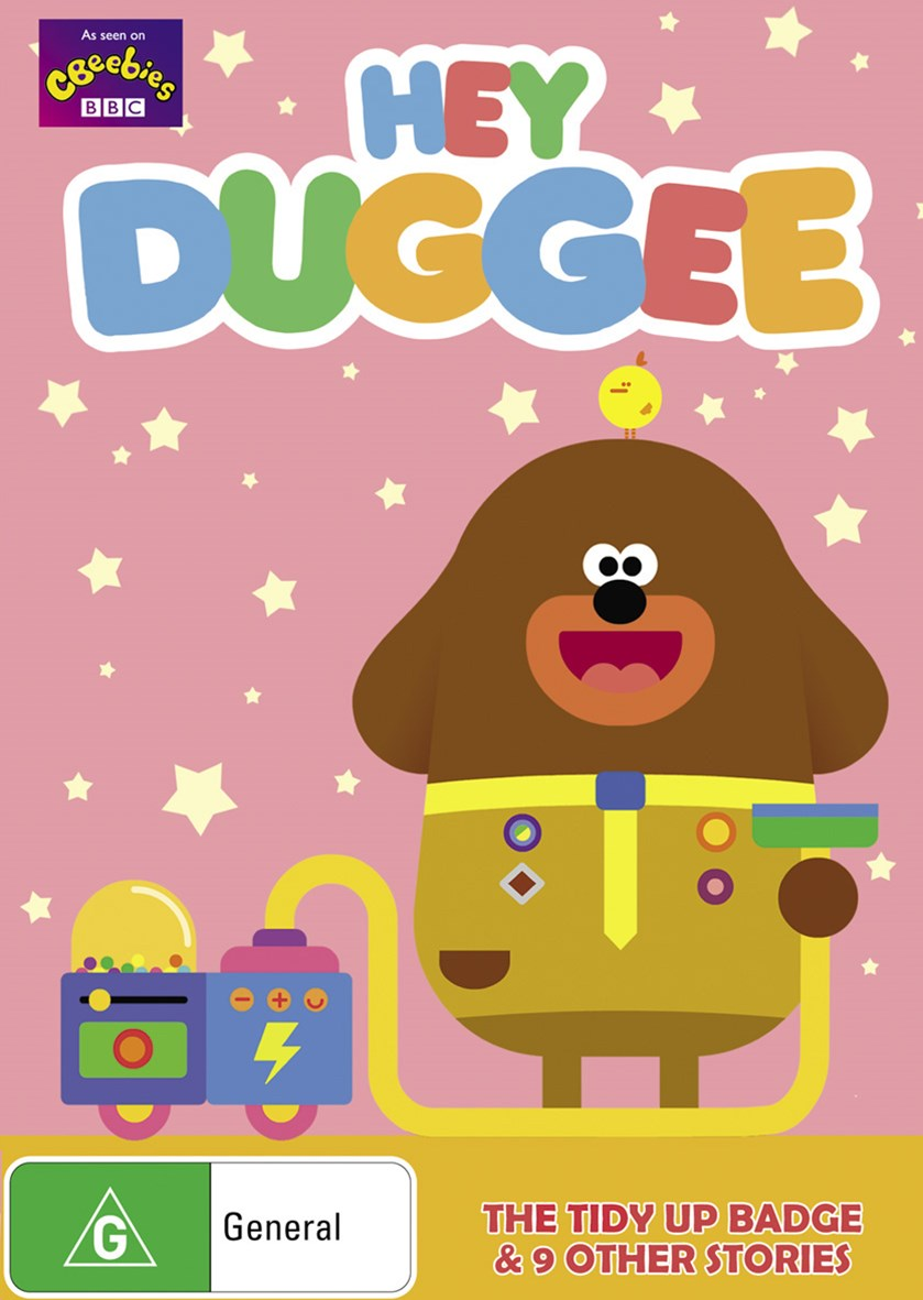 Hey Duggee: Tidy Up Badge, The