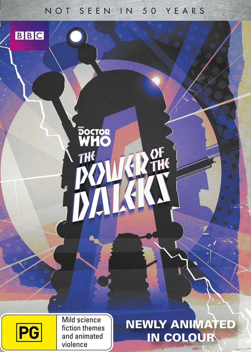 Doctor Who: The Power of the Daleks (Animated)