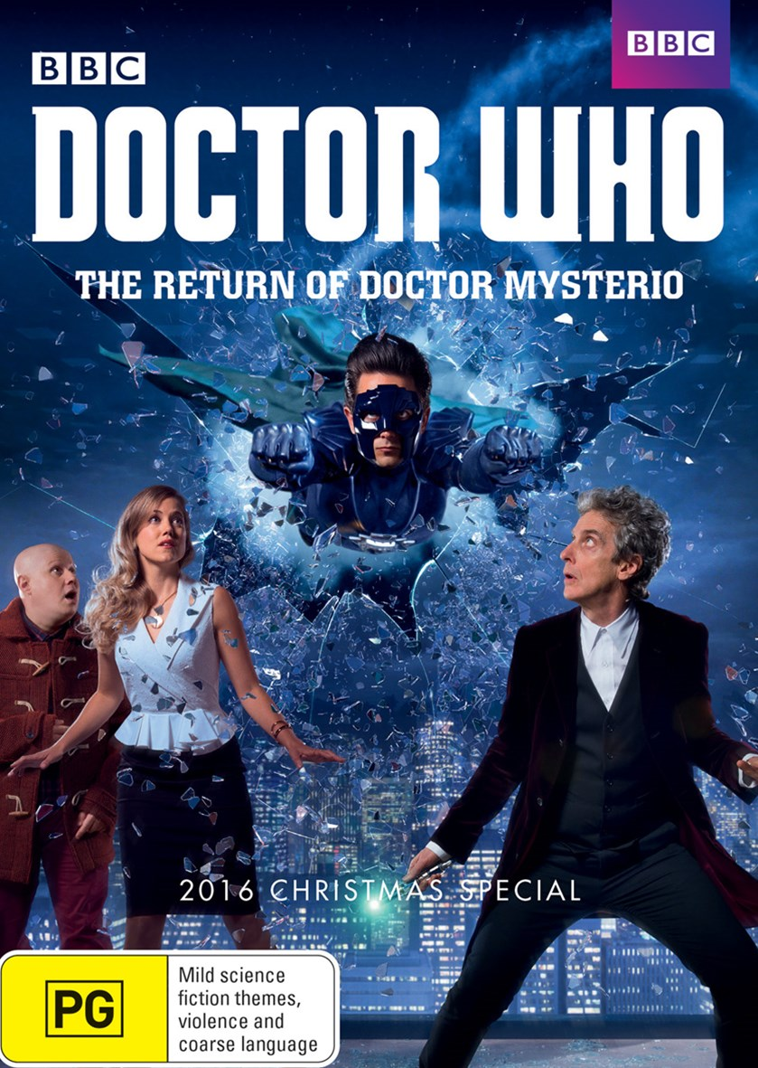 Doctor Who: The Return of Doctor Mysterio (2016 Christmas Special)